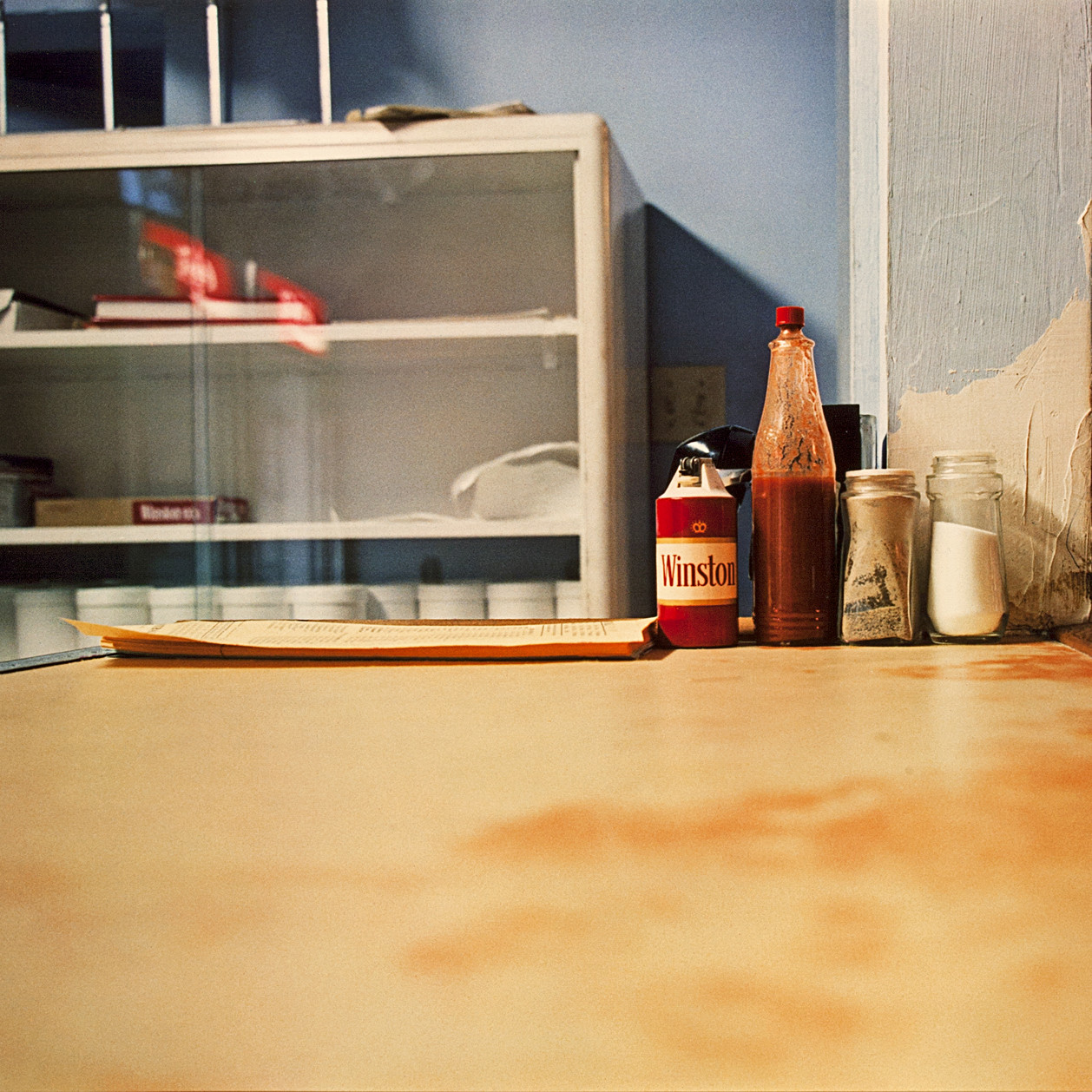 William Eggleston - 1998