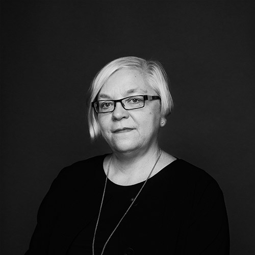 Christina Backman, Managing Director