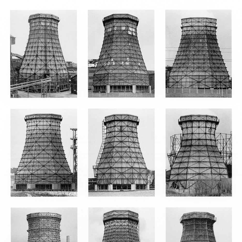 Bernd and Hilla Becher - 2004
