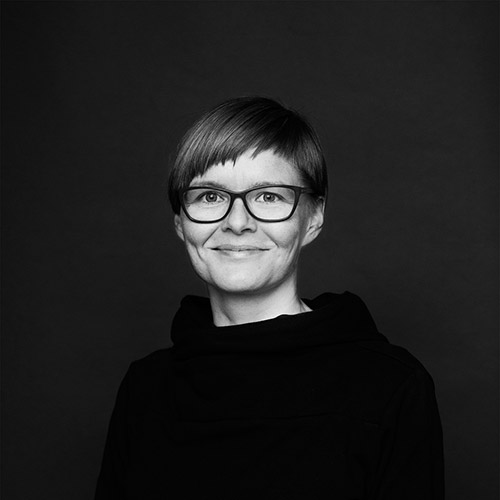 Louise Wolthers, Research Manager/Curator