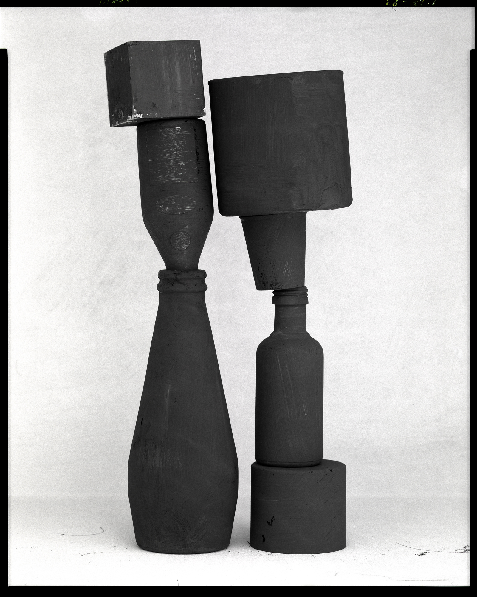 #1027, 1983 (ur serien Arbetsnamn Skulptur), (from the series Working Title Sculpture), 1983 © Dawid